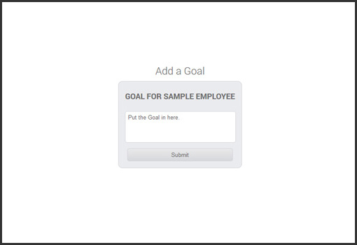 Employee Notebook  Employee Performance Tracking Hr Tool